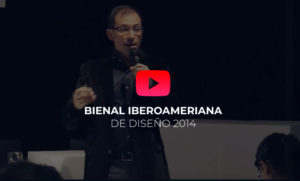 Bienal Iberoamericana diseño conferenciante Héctor Robles