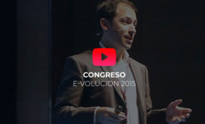 Congreso E-Volucion 2015 speaker Héctor Robles