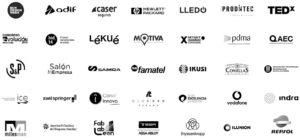 Logos empresas he trabajado Héctor Robles