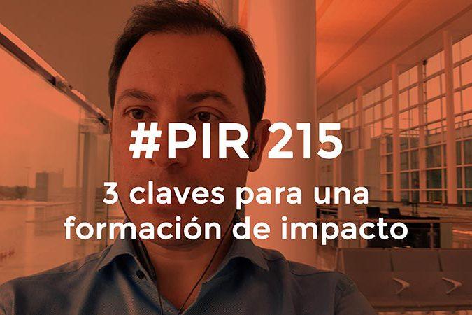 #PIR 215 Héctor Robles