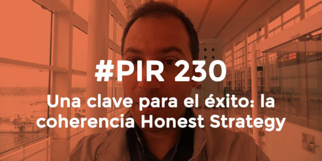 Hector Robles Estrategia Honest Strategy Coherencia