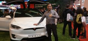 Hector Robles innovacion Tesla coche
