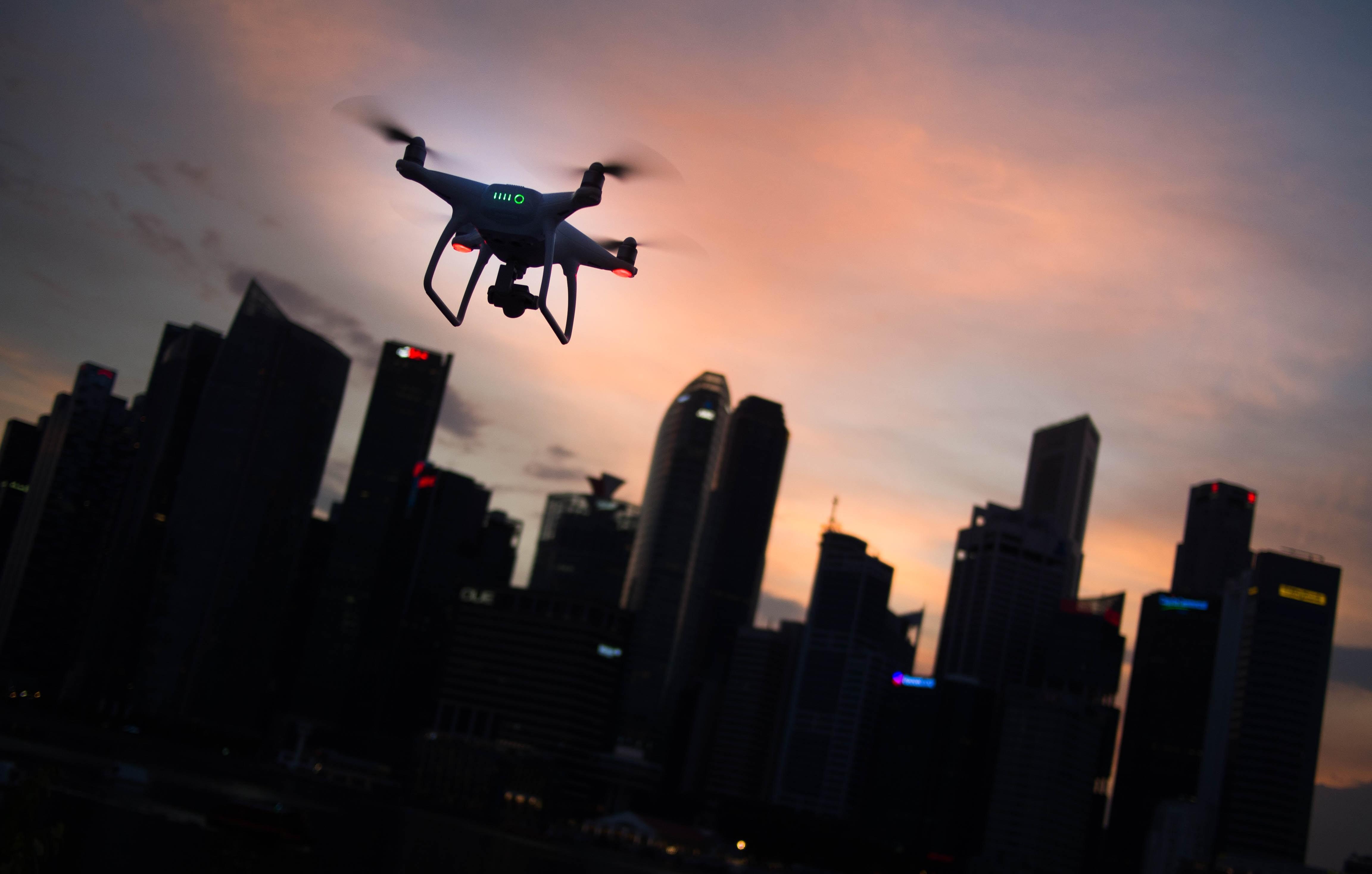 Hector Robles drones innovación transformación cultural