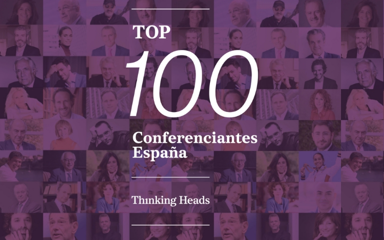 Top 100 conferenciantes España