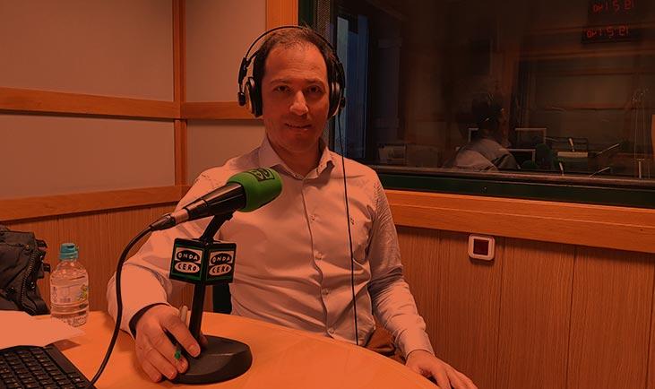 Entrevista Héctor Robles Onda Cero - ADN Innovador