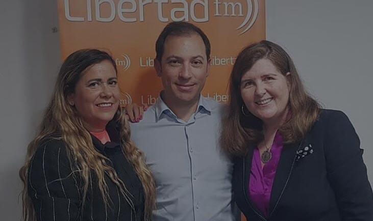Entrevista Héctor Robles Libertad FM