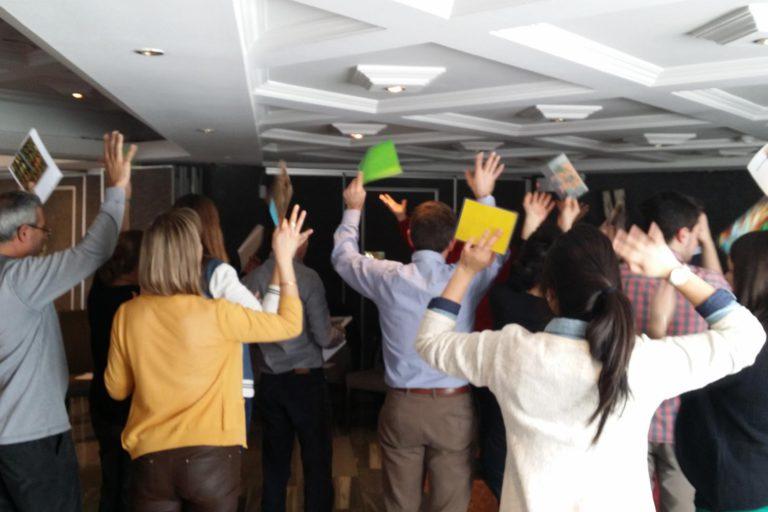 Héctor Robles formación en innovación habilidades